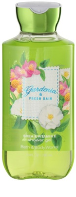 Bath & Body Works Gardenia & Fresh Rain Duschgel für Damen
