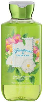 Bath & Body Works Gardenia & Fresh Rain sprchový gel pro ženy