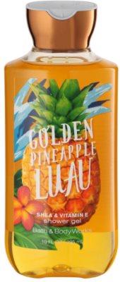 Bath & Body Works Golden Pineapple Luau gel de dus pentru femei