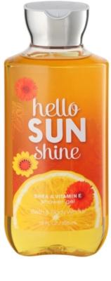 Bath & Body Works Hello Sunshine Duschgel für Damen