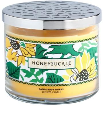 Bath & Body Works Honeysuckle dišeča sveča