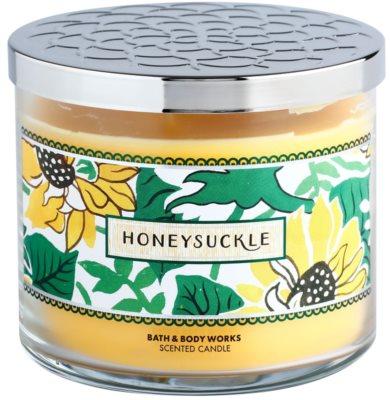 Bath & Body Works Honeysuckle illatos gyertya