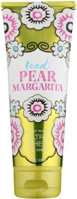 Bath & Body Works Iced Pear Margarita tělový krém pro ženy