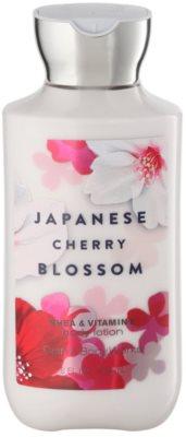 Bath & Body Works Japanese Cherry Blossom testápoló tej nőknek