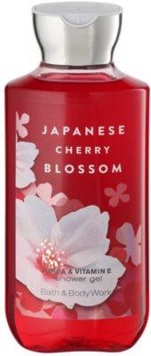 Bath & Body Works Japanese Cherry Blossom гель для душу для жінок