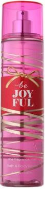 Bath & Body Works Be Joyful tělový sprej pro ženy