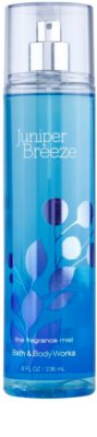 Bath & Body Works Juniper Breeze spray de corpo para mulheres
