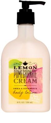 Bath & Body Works Lemon Pomegranate молочко для тіла для жінок