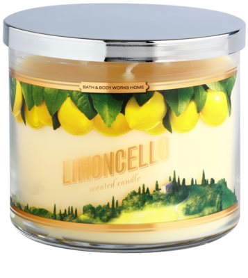 Bath & Body Works Limoncello vonná svíčka