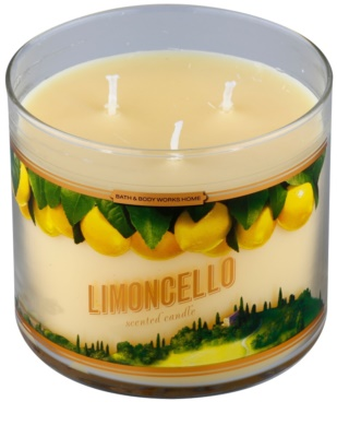 Bath & Body Works Limoncello vonná sviečka 1