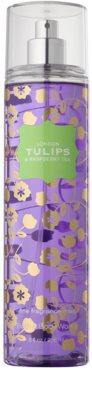 Bath & Body Works London Tulips & Raspberry Tea tělový sprej pro ženy