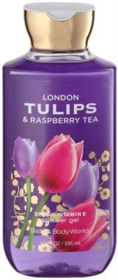Bath & Body Works London Tulips & Raspberry Tea żel pod prysznic dla kobiet