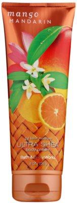Bath & Body Works Mango Mandarin telový krém pre ženy