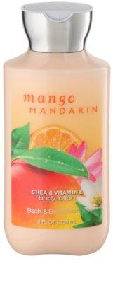 Bath & Body Works Mango Mandarin Lapte de corp pentru femei