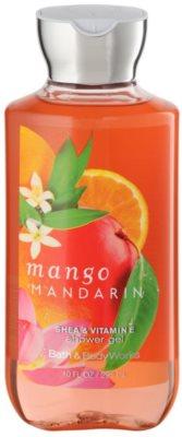 Bath & Body Works Mango Mandarin Duschgel für Damen