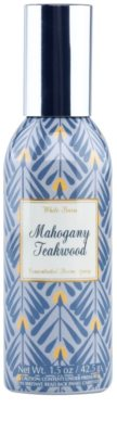 Bath & Body Works Mahogany Teakwood cпрей за дома