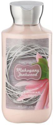 Bath & Body Works Mahogany Teakwood Lapte de corp pentru femei