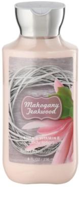 Bath & Body Works Mahogany Teakwood тоалетно мляко за тяло за жени