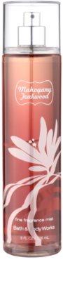 Bath & Body Works Mahogany Teakwood spray de corpo para mulheres
