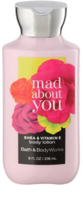 Bath & Body Works Mad About You leite corporal para mulheres