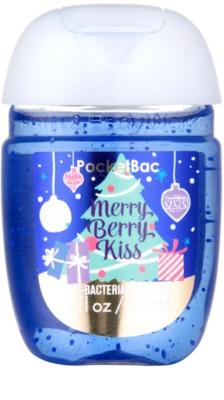 Bath & Body Works PocketBac Merry Berry Kiss антибактеріальний гель для рук