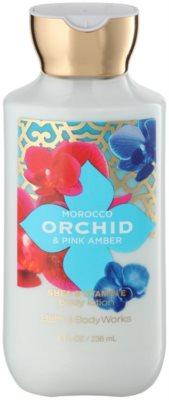 Bath & Body Works Morocco Orchid & Pink Amber mleczko do ciała dla kobiet