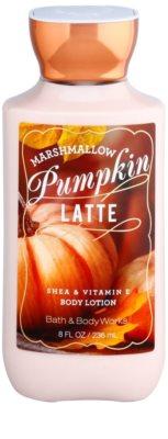 Bath & Body Works Marshmallow Pumpkin Latte tělové mléko pro ženy