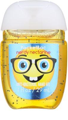 Bath & Body Works PocketBac Nerdy Nectarine Gel antibacterial pentru maini.