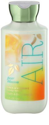 Bath & Body Works Pear Blossom Air Lapte de corp pentru femei