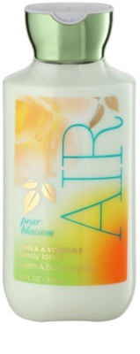 Bath & Body Works Pear Blossom Air leite corporal para mulheres