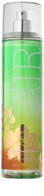 Bath & Body Works Pear Blossom Air spray de corpo para mulheres