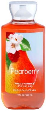 Bath & Body Works Pearberry sprchový gel pro ženy