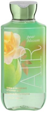 Bath & Body Works Pear Blossom Air gel de duche para mulheres