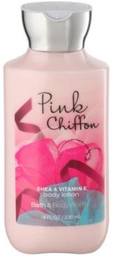 Bath & Body Works Pink Chiffon 12 тоалетно мляко за тяло за жени