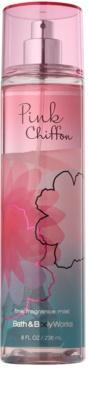Bath & Body Works Pink Chiffon 12 спрей для тіла для жінок
