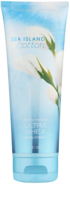 Bath & Body Works Sea Island Cotton Körpercreme für Damen