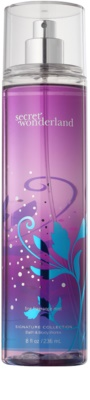 Bath & Body Works Secret Wonderland spray pentru corp pentru femei