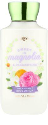 Bath & Body Works Sweet Magnolia & Clementine Körperlotion für Damen
