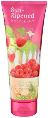 Bath & Body Works Sun Ripened Raspberry tělový krém pro ženy
