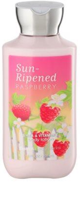 Bath & Body Works Sun Ripened Raspberry Körperlotion für Damen