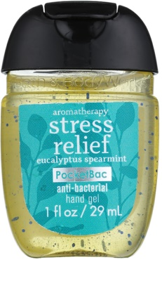 Bath & Body Works PocketBac Stress Relief Gel antibacterial pentru maini.