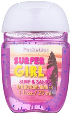 Bath & Body Works PocketBac Surfer Girl antibakteriális gél kézre