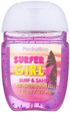 Bath & Body Works PocketBac Surfer Girl antibakterielles Gel für die Hände