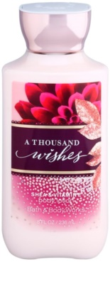 Bath & Body Works A Thousand Wishes leite corporal para mulheres