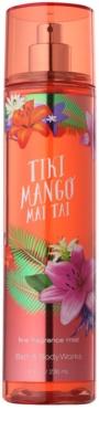Bath & Body Works Tiki Mango Mai Tai spray de corpo para mulheres