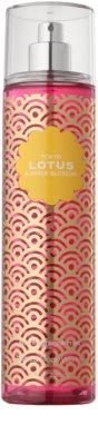 Bath & Body Works Tokyo Lotus & Apple Blossom spray pentru corp pentru femei