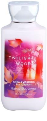 Bath & Body Works Twilight Woods testápoló tej nőknek