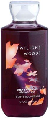 Bath & Body Works Twilight Woods sprchový gel pro ženy
