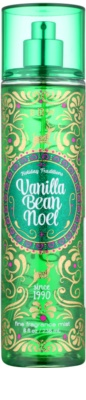 Bath & Body Works Vanilla Bean Noel testápoló spray nőknek