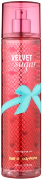Bath & Body Works Velvet Sugar spray de corpo para mulheres